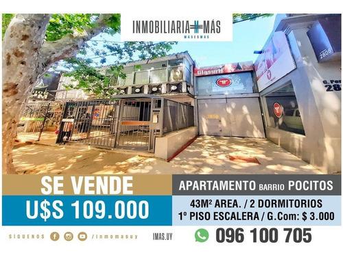 Imagen 1 de 18 de Apartamento Venta Pocitos Montevideo Imas.uy S *