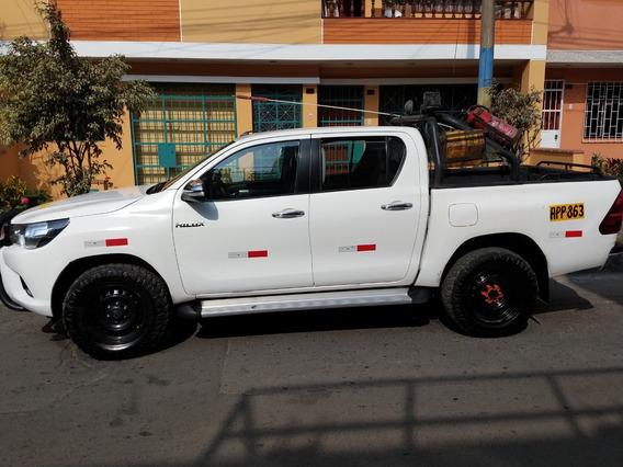 Toyota Hilux 2016 - Km 79000 4x4