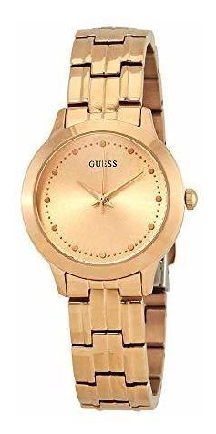 Adivina Relojes Adivina De La Mujer Reloj De Oro Rosa Para M