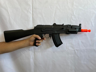 Rifle Airsoft Ak Spetsnaz Cyma Cm521 6,0mm 380fps