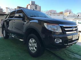 Ford Ranger 2.5 Xlt Super Impecable 50% En 36 Cuotas Tasa 0%