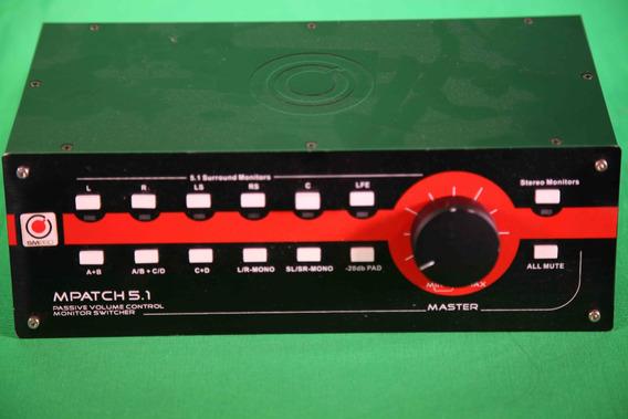 Controle De Volume Passivo Mpatch 5.1 (defeito) (21)