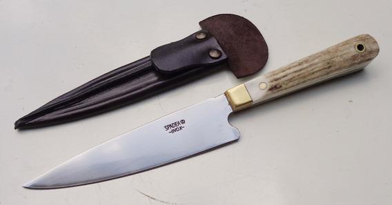Cuchillo Spadea 5icbi Inox -2- Tipo Solingen, No Tandil (c2)