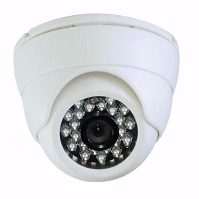 Camara Domo 1000 Tvl 3.6 Mm Vision Nocturna 1.3 Mp 24 Led