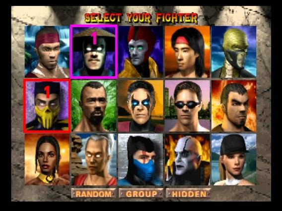 Jogo Mortal Kombat 4 Para Pc Envio Imediato