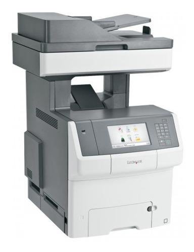 Impressora Color/pb Lexmark X748 Usada, Funcionabilidade Ok