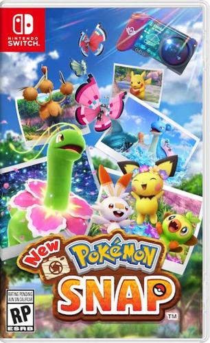 New Pokémon Snap - Nintendo Switch - Standard Edition