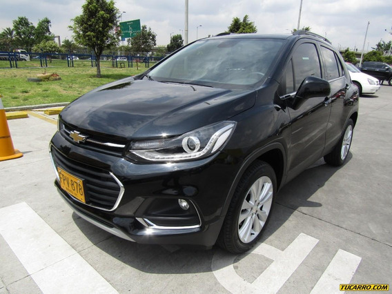 Chevrolet Tracker Ltz Full Equipo