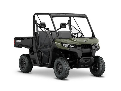 Can Am Defender Hd 8dps Gs Motorcycle