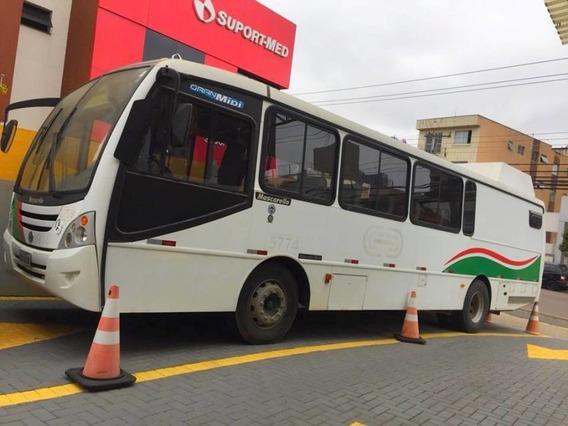 Mercedes-benz Mb 1620 Ônibus Comercial Motor Escritório
