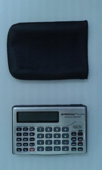 Calculadora Financeira Procalc Promoção!!!
