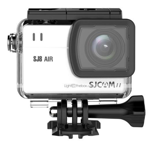 Câmera Sjcam Filmadora Sj8 Air Wifi Full Hd 1296p 14mp Preto