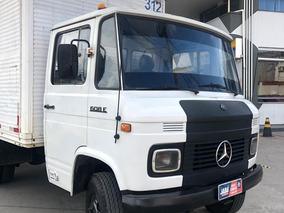 Mercedes-benz L608e Baú