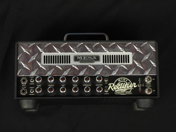 Cabeçote Mesa Boogie Mini Rectifier 25/10w