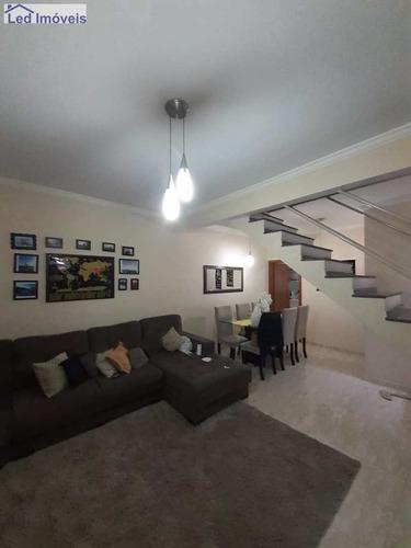 Sobrado Com 3 Dorms, Cipava, Osasco - R$ 620 Mil, Cod: 416 - V416