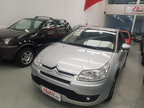 Citroën C4 Glx 1.6 (flex) 2013