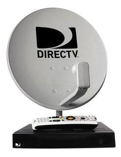 Kit Prepago Directv Antena 46 Cm Sin Abono Sin Factura Cuota