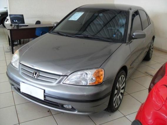 Honda Civic Lx 1.7 16v, Dfl0345