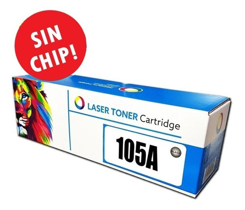 Toner Alternativo Hp 105a 107a 107w 135a 135w 137fnw S/ Chip