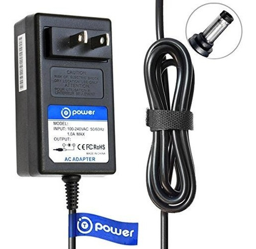 Tpower Ac Dc Adapter Charger Para Williams Allegro 88key Pia