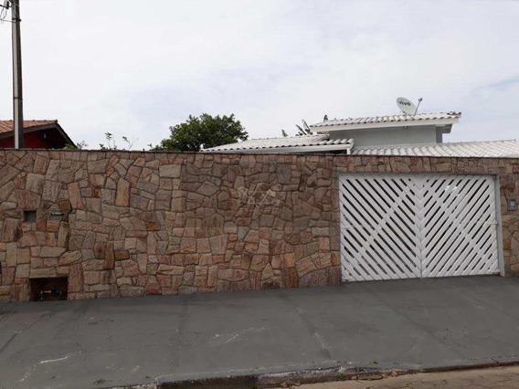 Casa Com 3 Qtos, Praia Das Palmeiras, Caraguatatuba R$370 Mil - V378