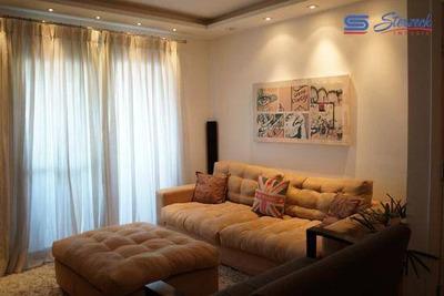 Apartamento Com 4 Dormitórios À Venda, 95 M² Por R$ 820.000 - Fazenda Morumbi - São Paulo/sp - Ap0302