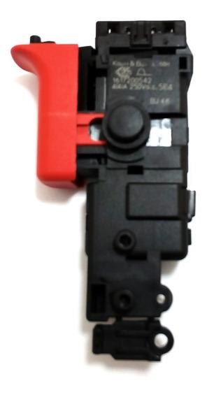 Gatilho Interruptor Original Martelo Gbh 2-20d Bosch 220v