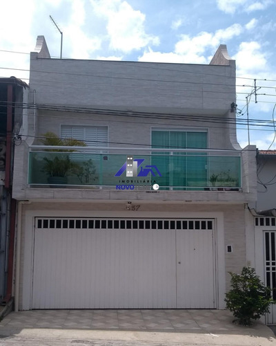 Imagem 1 de 30 de Linda Casa A Venda Em Osasco-sp - Ca00927 - 69803904