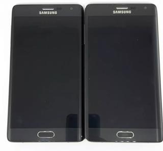 2° Samsung Galaxy Note N915t Preto Com Avaria Sem Garantia
