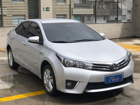 Toyota Corolla Gli 1.8 16v Flex, Hjk6898