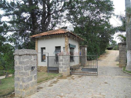 Imagem 1 de 29 de Chácara Rural À Venda, Jardim Náutico Represa, Monte Mor. - Ch0023