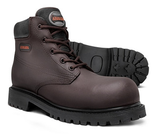 Bota Industrial Armada 153 Cafe