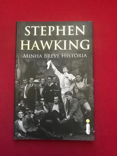 Livro - Minha Breve História - Stephen Hawking - Intrínseca