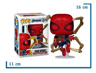 Funko Pop Originales Iron Spider Man Endgame