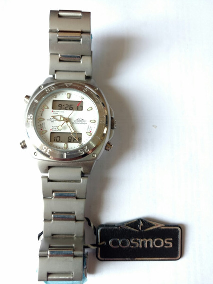 Relógio Cosmos Chronograph
