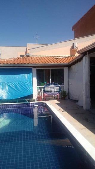 Casa Residencial À Venda, Jardim Paulicéia, Campinas. - Ca0869