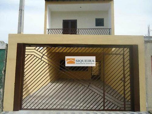 Casa Residencial À Venda, Vila Progresso, Sorocaba. - Ca0322