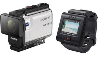 Videocámara De Acción Sony Hdr-as300r Con Live-view Remote