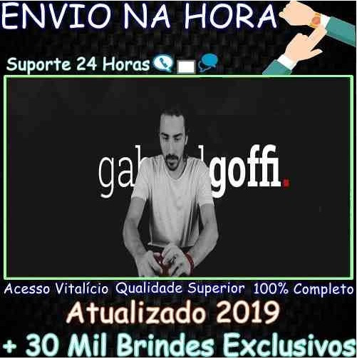Curso Moving Up 2019 - Gabriel Goffi + 30mil Brindes