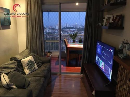 Imagem 1 de 15 de Apartamento A Venda No Bairro Maua - V-4845