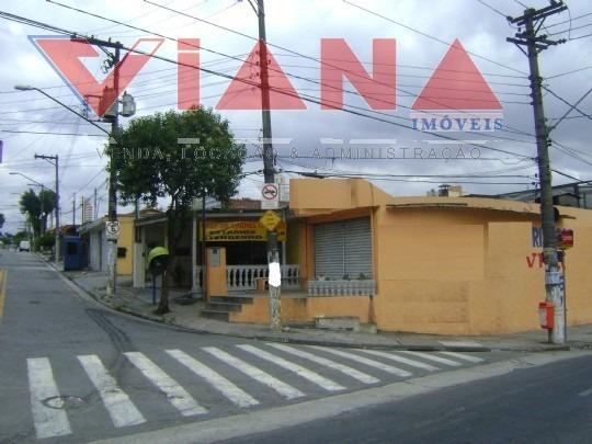 Comercial Para Venda, 0 Dormitórios, Rudge Ramos - São Bernardo Do Campo - 4051