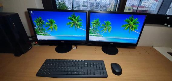 Computador I5 3,5ghz 12gb Ram 256gb Ssd 512gb Hd