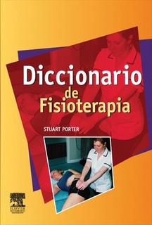 Libro Diccionario De Fisioterapia Potter