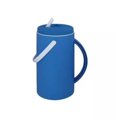 Jarra Térmica Nativa 2,0 Litros Azul Obba