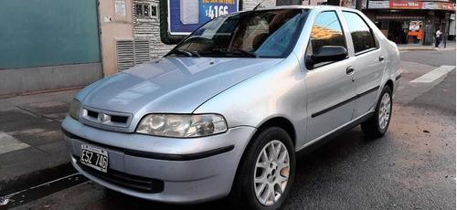 Imagen 1 de 15 de Fiat Siena 1.7 Ex Turbo Diesel 2005