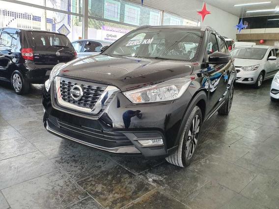 Nissan Kicks Sv Pack Plus 2020 / P. Entrega / Todas As Cores