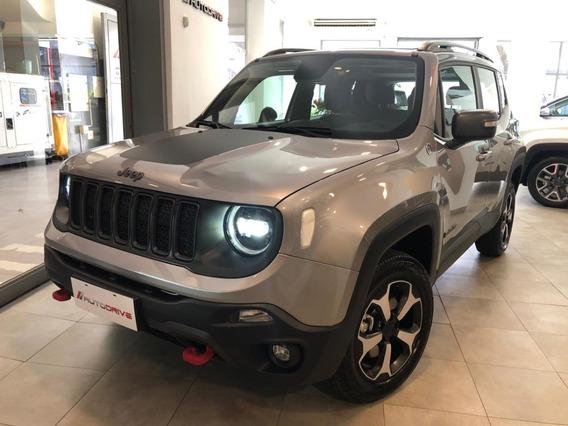 Jeep Renegade Trailhawk Autodrive