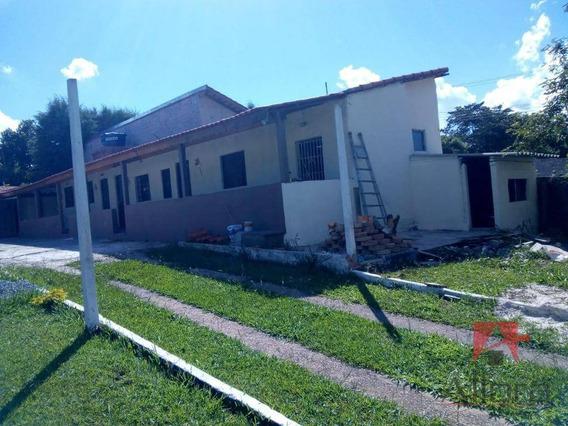 Oportunidade!!! Chácara Com 4 Suítes À Venda, 1000 M² Por R$ 250.000 - Atibaianos - Bragança Paulista/sp - Ch0068