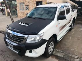 Toyota Hilux 4x2 C/d Dx Pack 2.5 Tdi ´15