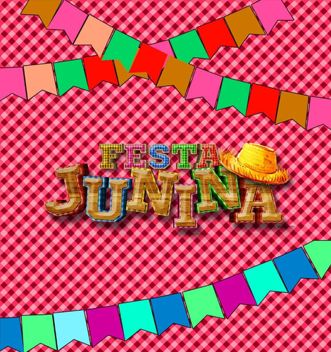 Convite De Aniversário Virtual Animado Festa Junina - Vídeo